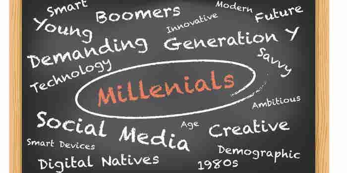 El consejo que los emprendedores experimentados dan a los millennials
