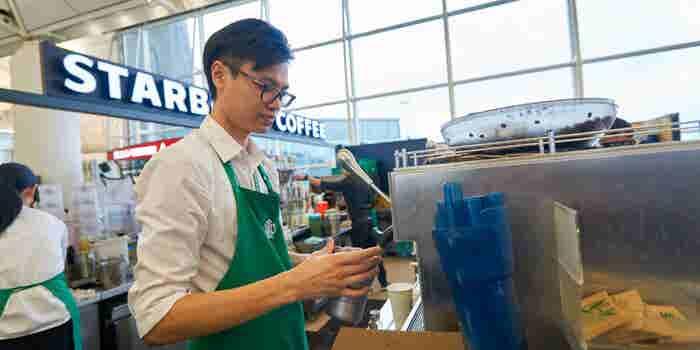 El Starbucks más grande del mundo está en China