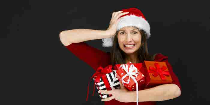 La felicidad y el insoportable síndrome del estrés navideño