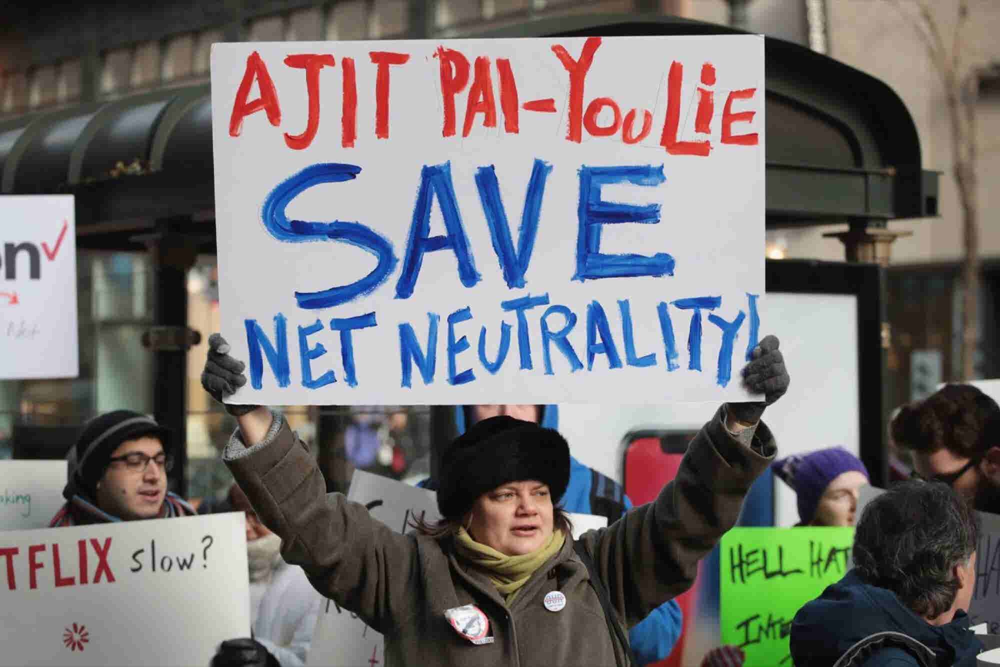 The FCC's Looming Repeal of Net Neutrality Is an Assault on Entrepreneurship