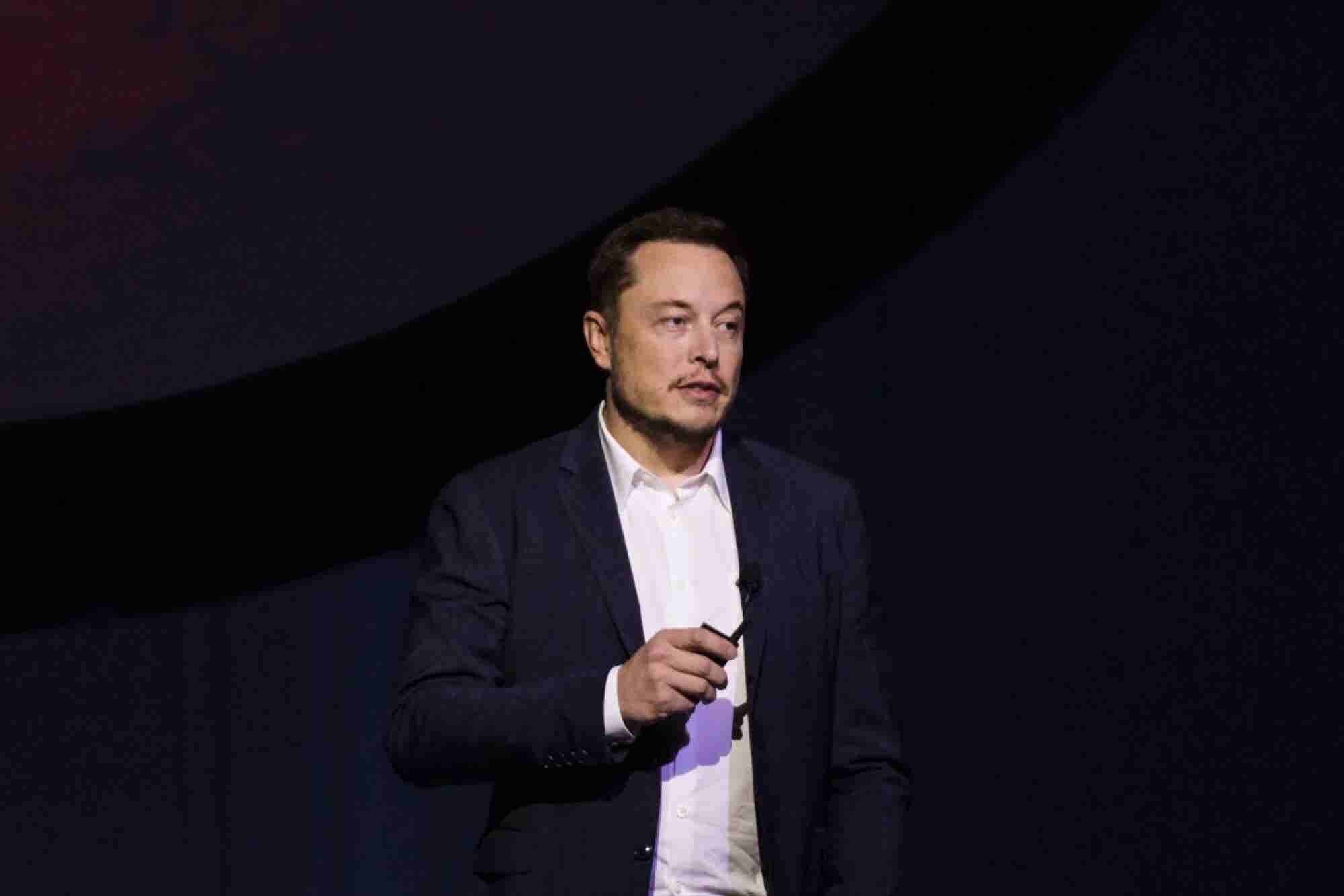 Find Your Startup's Equivalent of Elon Musk's Mission to Mars