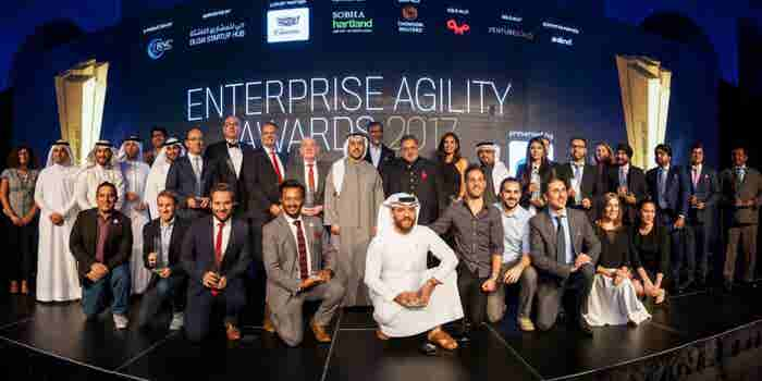 The Recap: Enterprise Agility Awards 2017