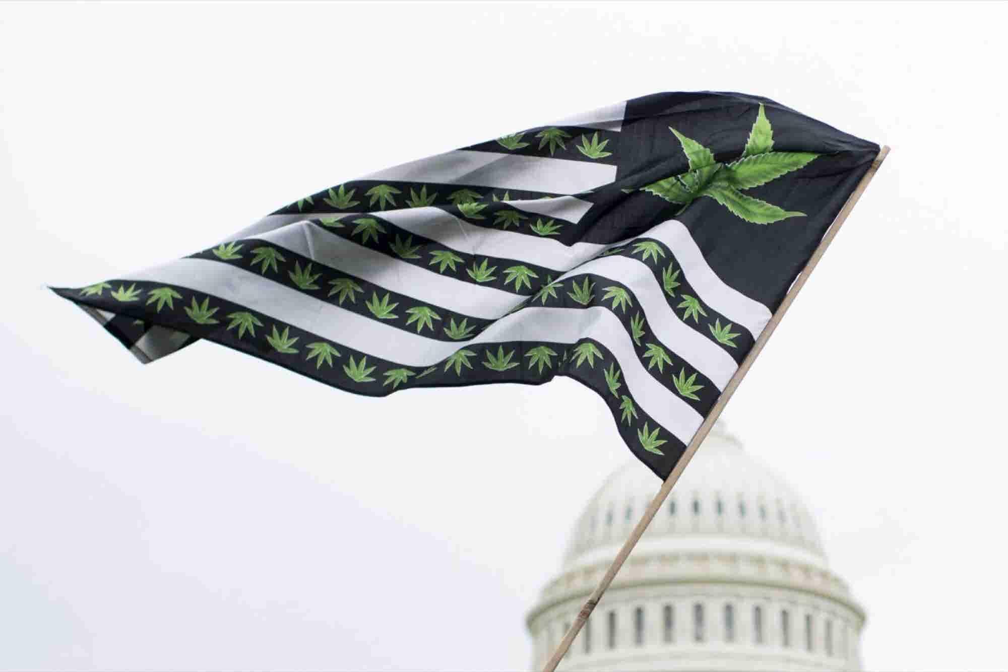 Legal Marijuana Just Can't Catch a Break From Washington