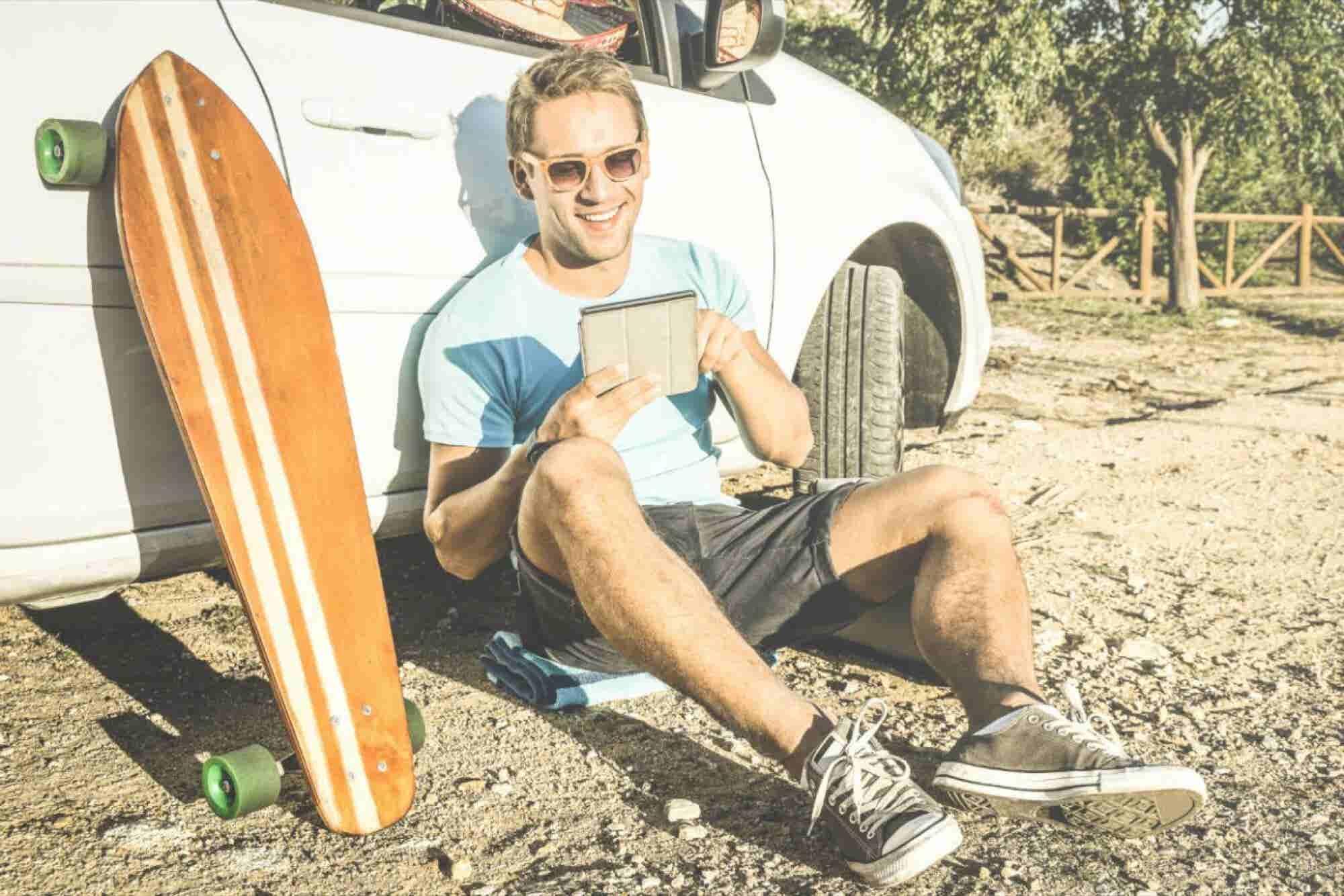 Qué es un nómada digital