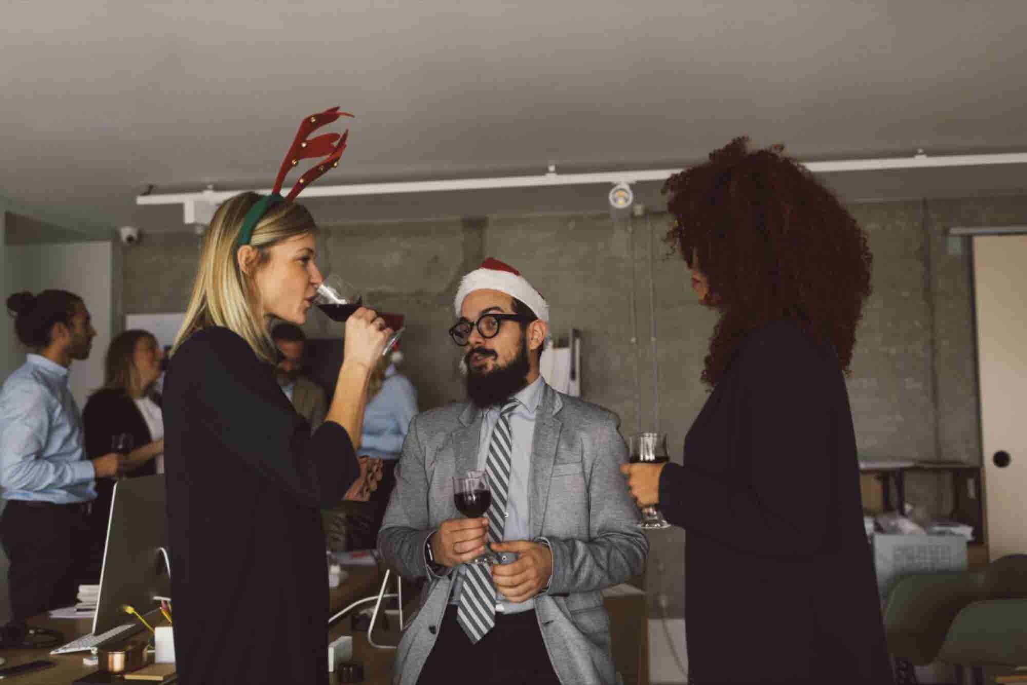 How to Make the Most of This Holiday's Party Season Without Screwing T...