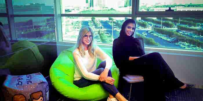 MENA Investors' Forecasts for 2018: twofour54's Asma Al Qaseer and Dana Horska