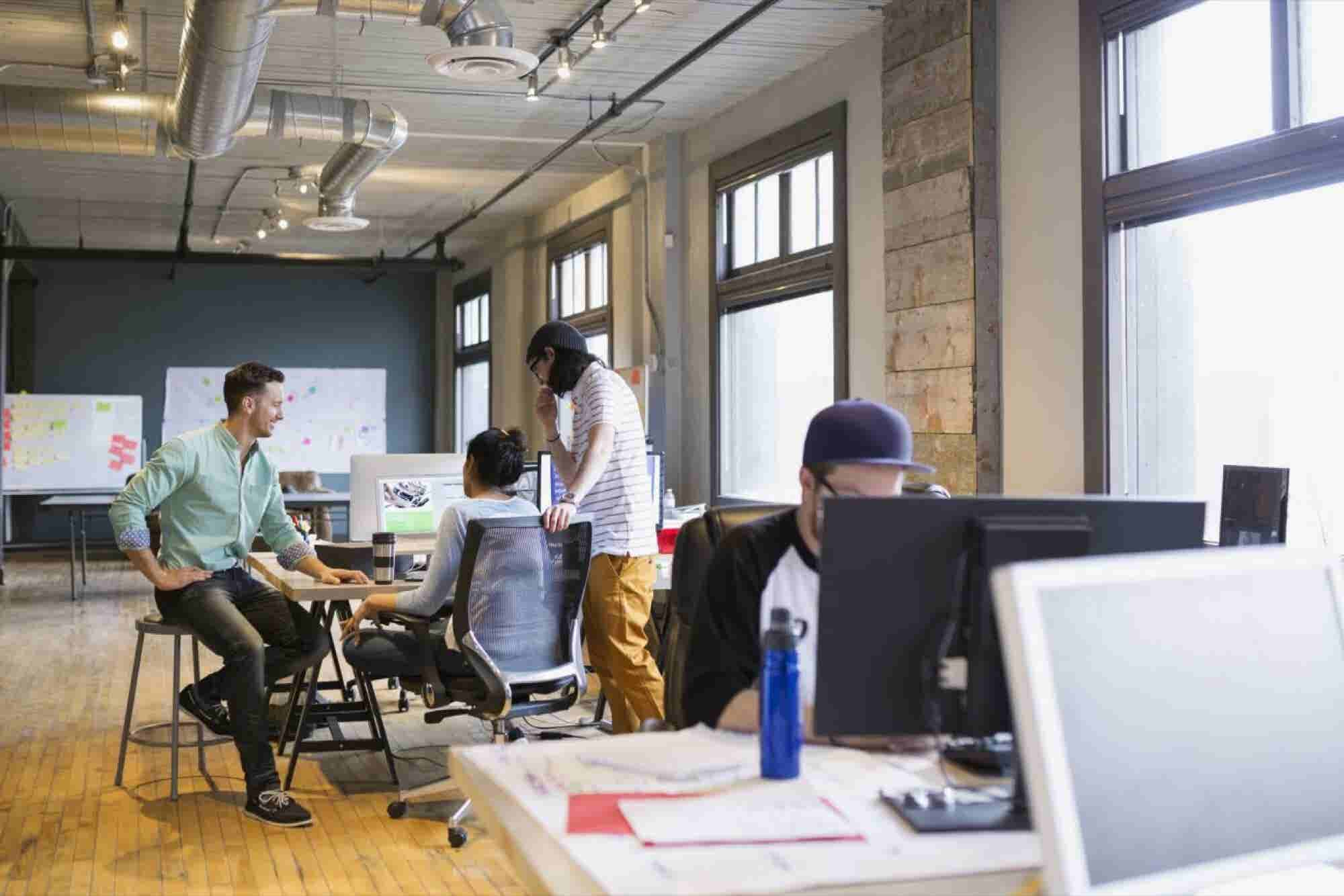 Here's Some Advice for Millennials: Consider Working at a Startup Instead of Launching One