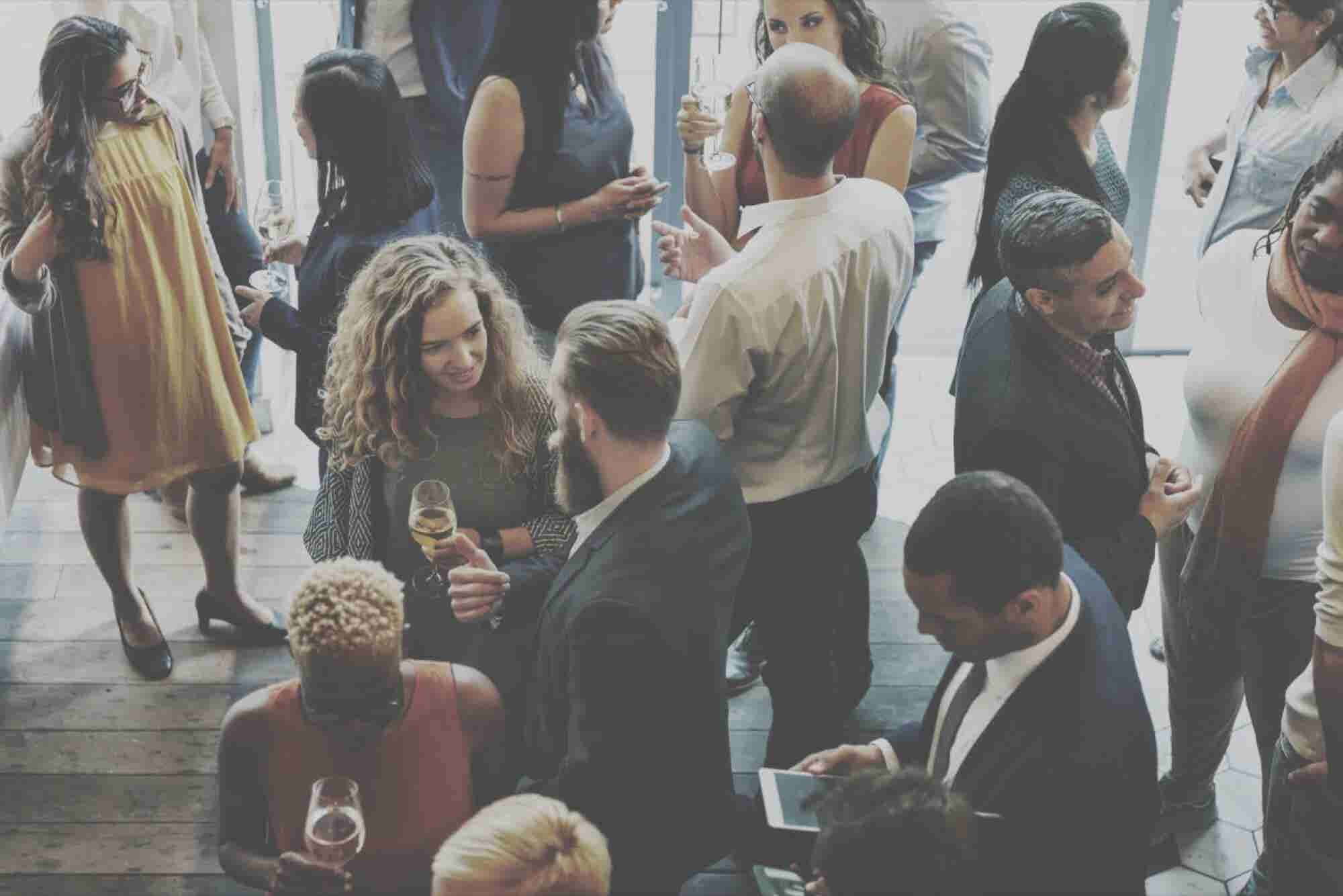 Here's the Secret to a Successful Marketing or Networking Event