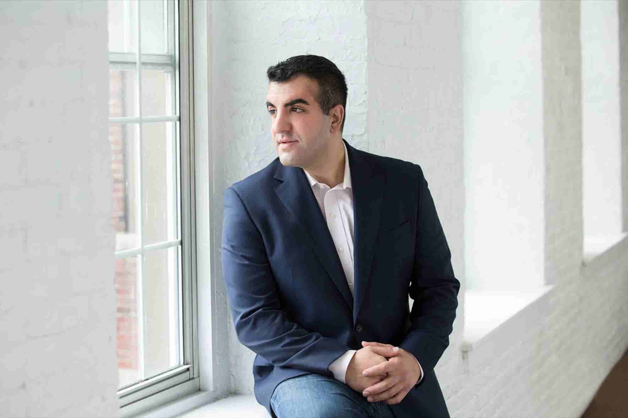 This Entrepreneur Explains How He Survived 150 Rejections From Investors
