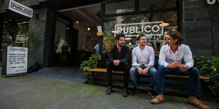 Los emprendedores que llevaron comida de chefs al coworking