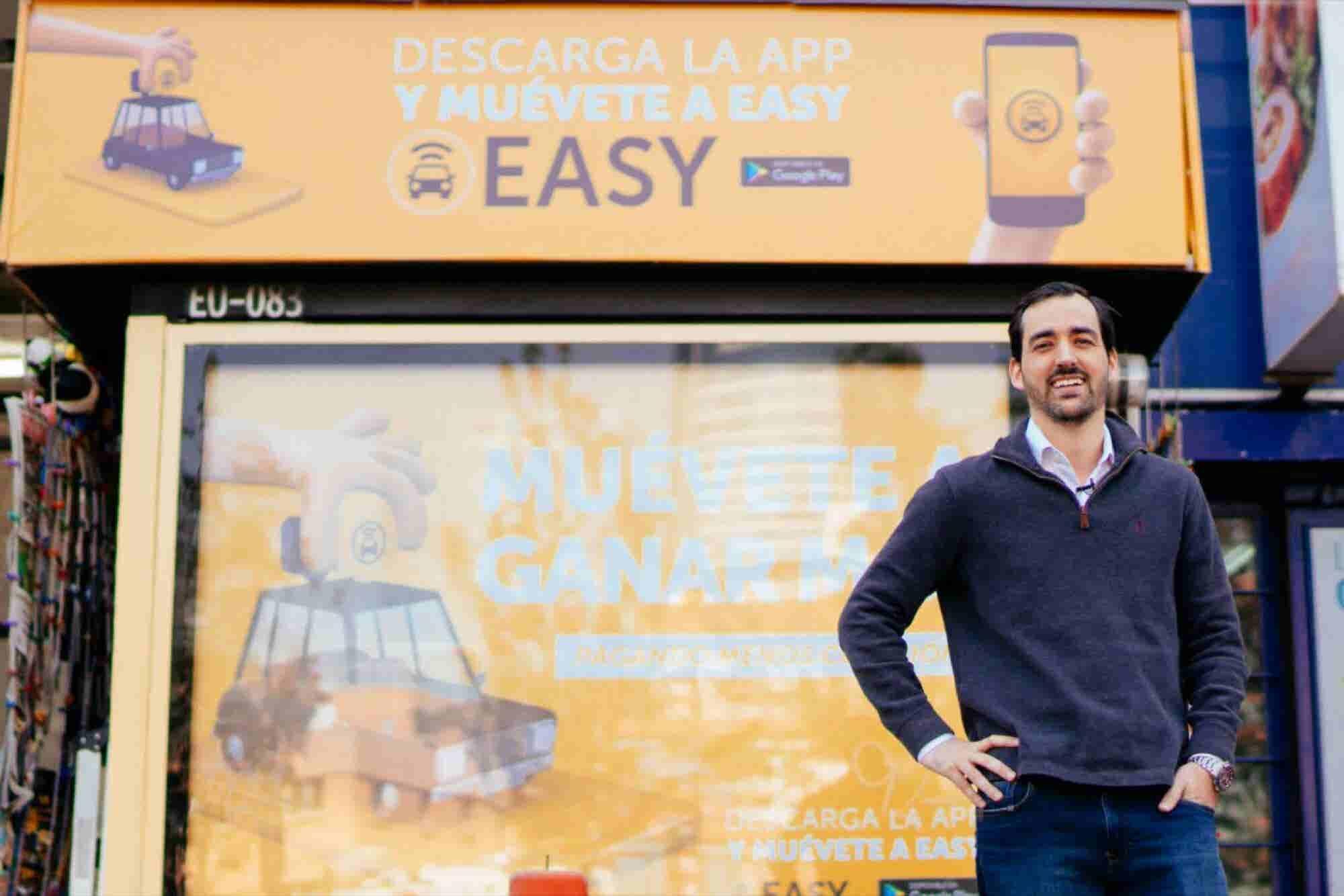 Seguridad para los usuarios: el arma de Easy para enfrentar a Uber