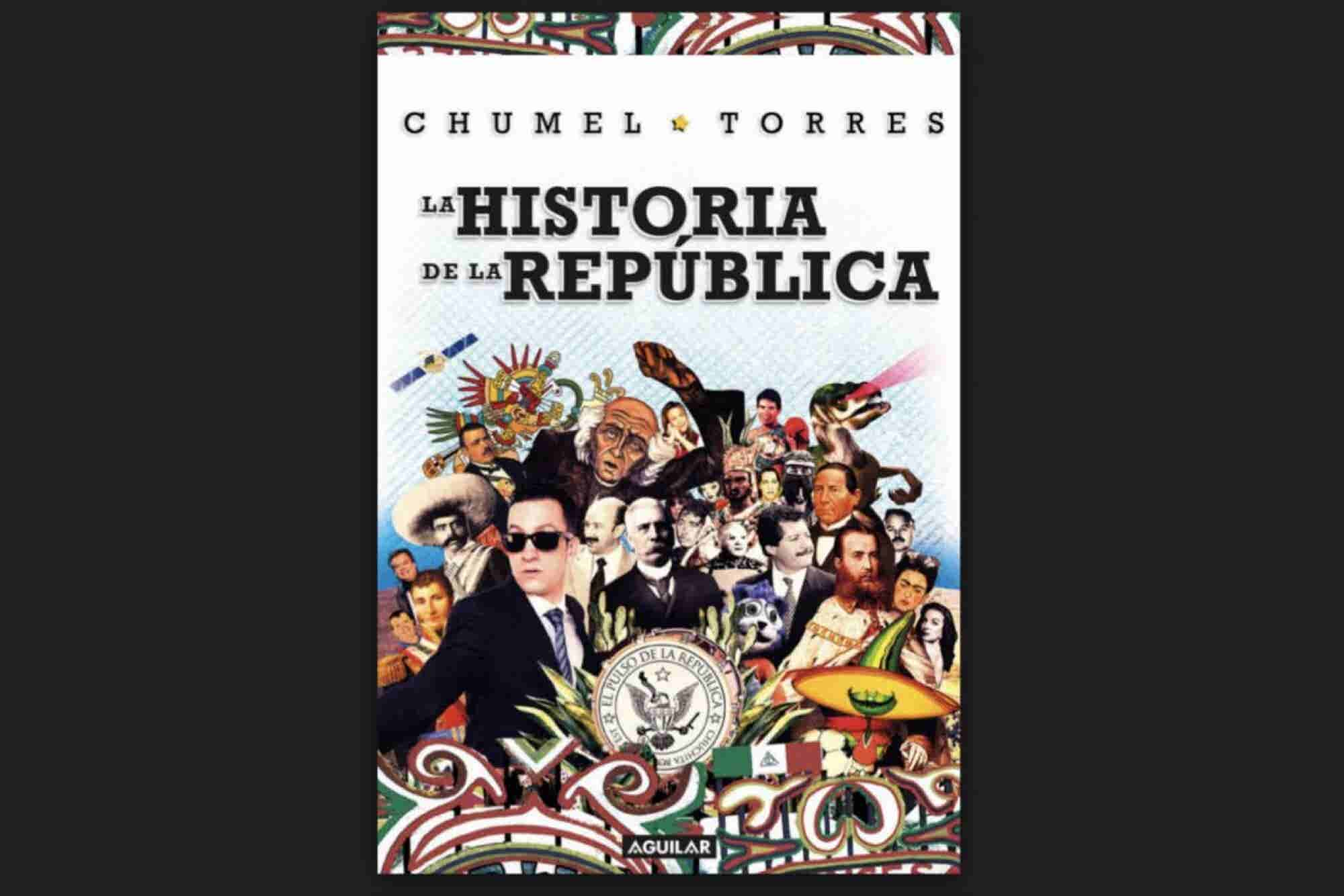 Chumel Torres fue el autor mexicano más vendido en Amazon en 2017