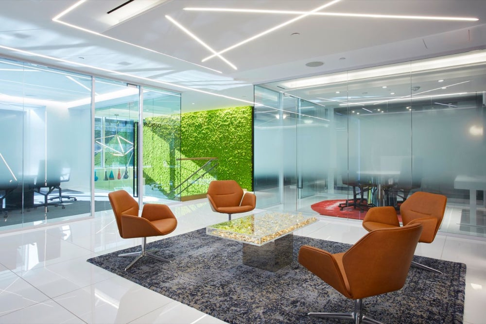 We Took a Tour of This Shared Office Space That Looks More Like a Luxury Hotel