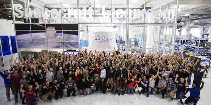 Inside SpaceX: What It's Like Working for a Company on a Mission to Mars