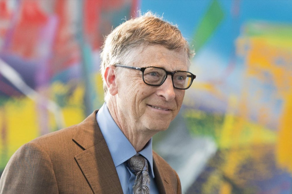 Bill Gates Shares the Stories That Inspired Him in 2017
