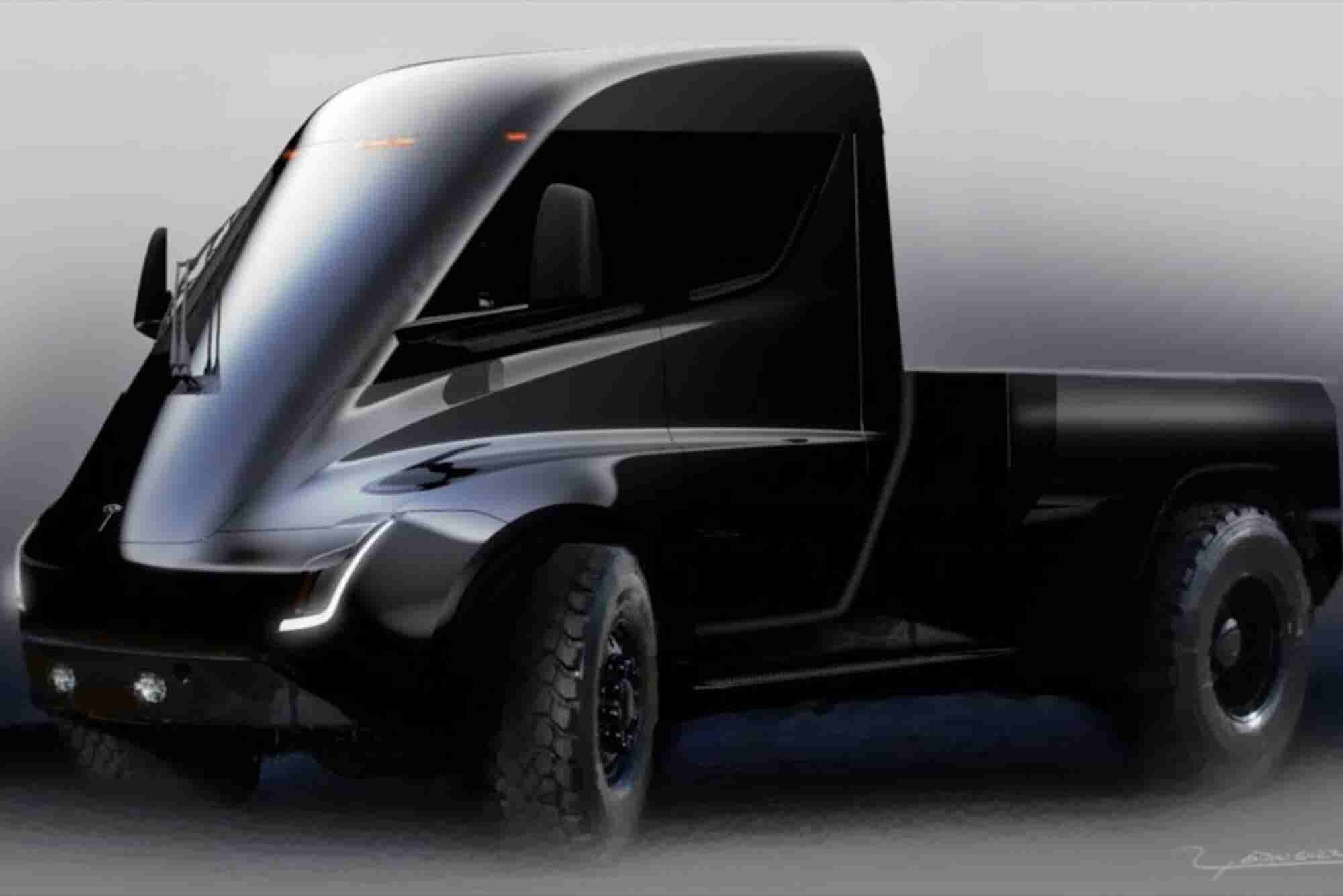 Elon Musk Vows to Build Tesla Pickup Truck 'Right After' Model Y