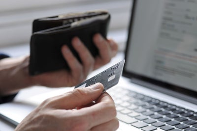 Small business credit news topics theres a real difference between a personal and business credit card reheart Gallery