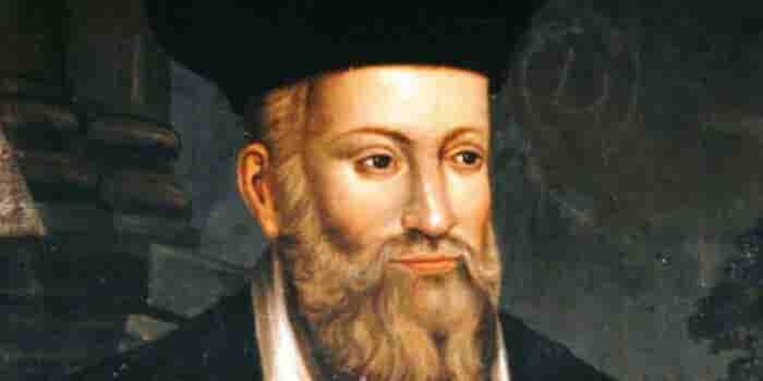 Estas son las profecías de Nostradamus para 2018