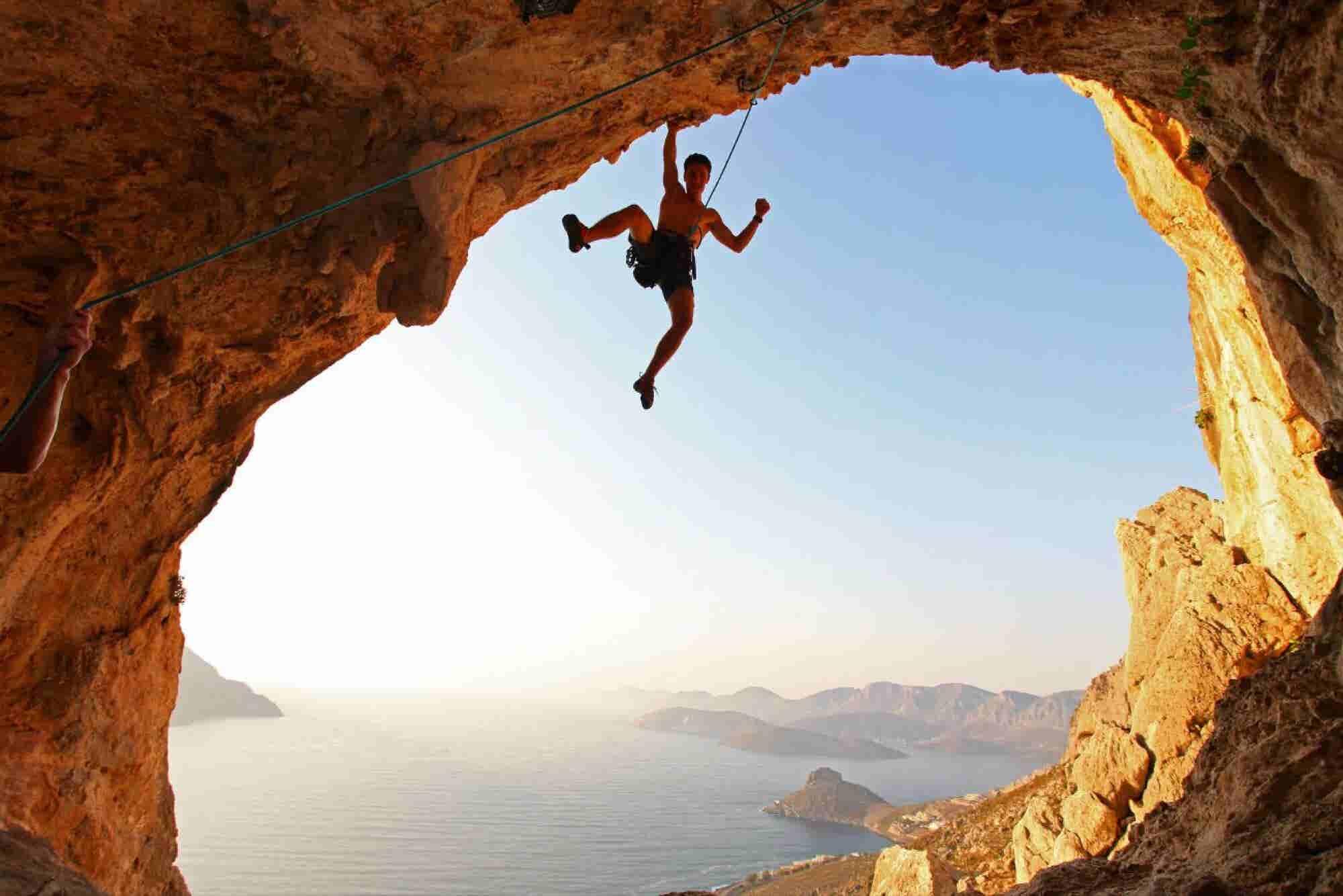 Cuando emprender es un deporte de riesgo