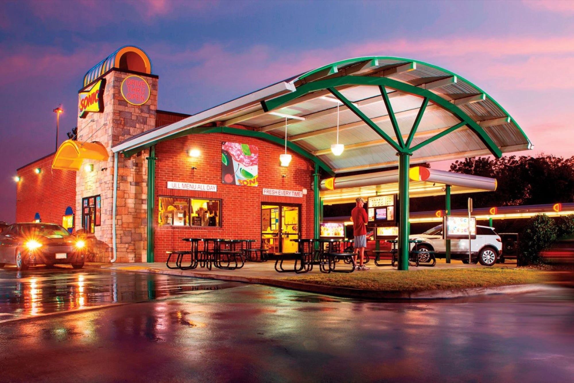 How Sonic Drive-In Prepared for Natural Disasters -- and Then ...