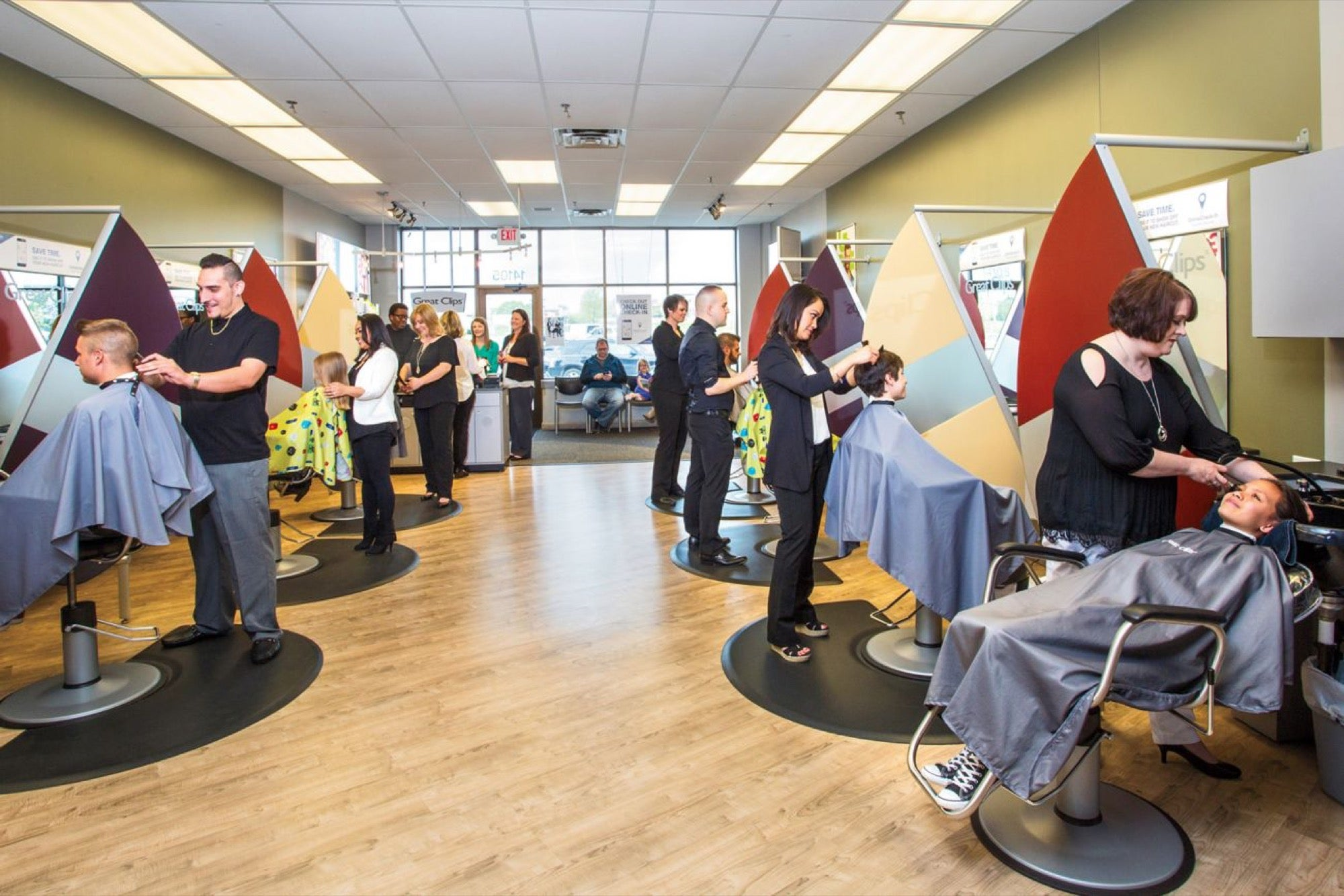 How Do You Innovate A Barbershop Ask Great Clips Franchisees