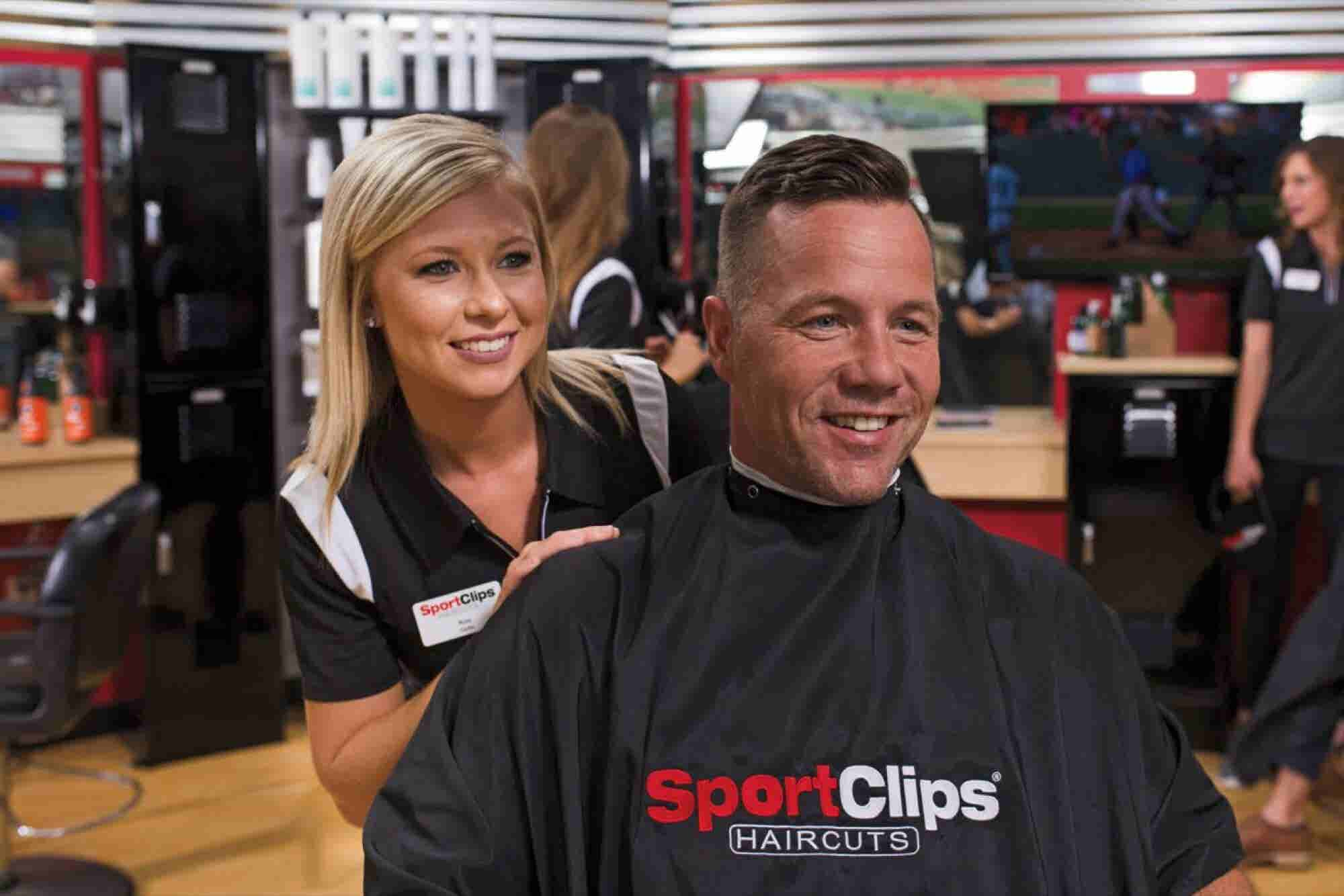 To Compete Against Other Salons, Sport Clips Made It Easier for Franch...