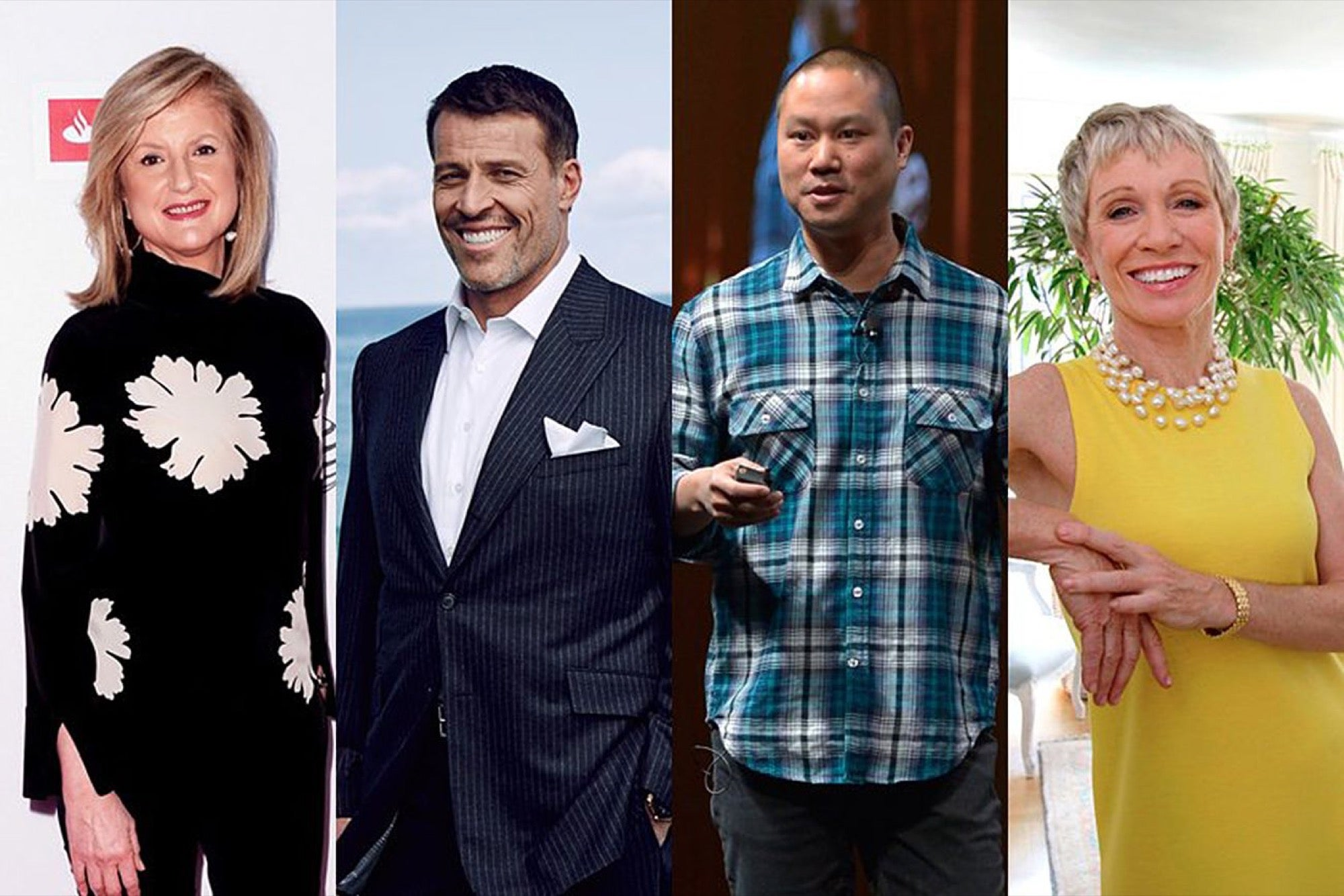 30 Highly Successful People Share Their New Year S Resolutions For 2018