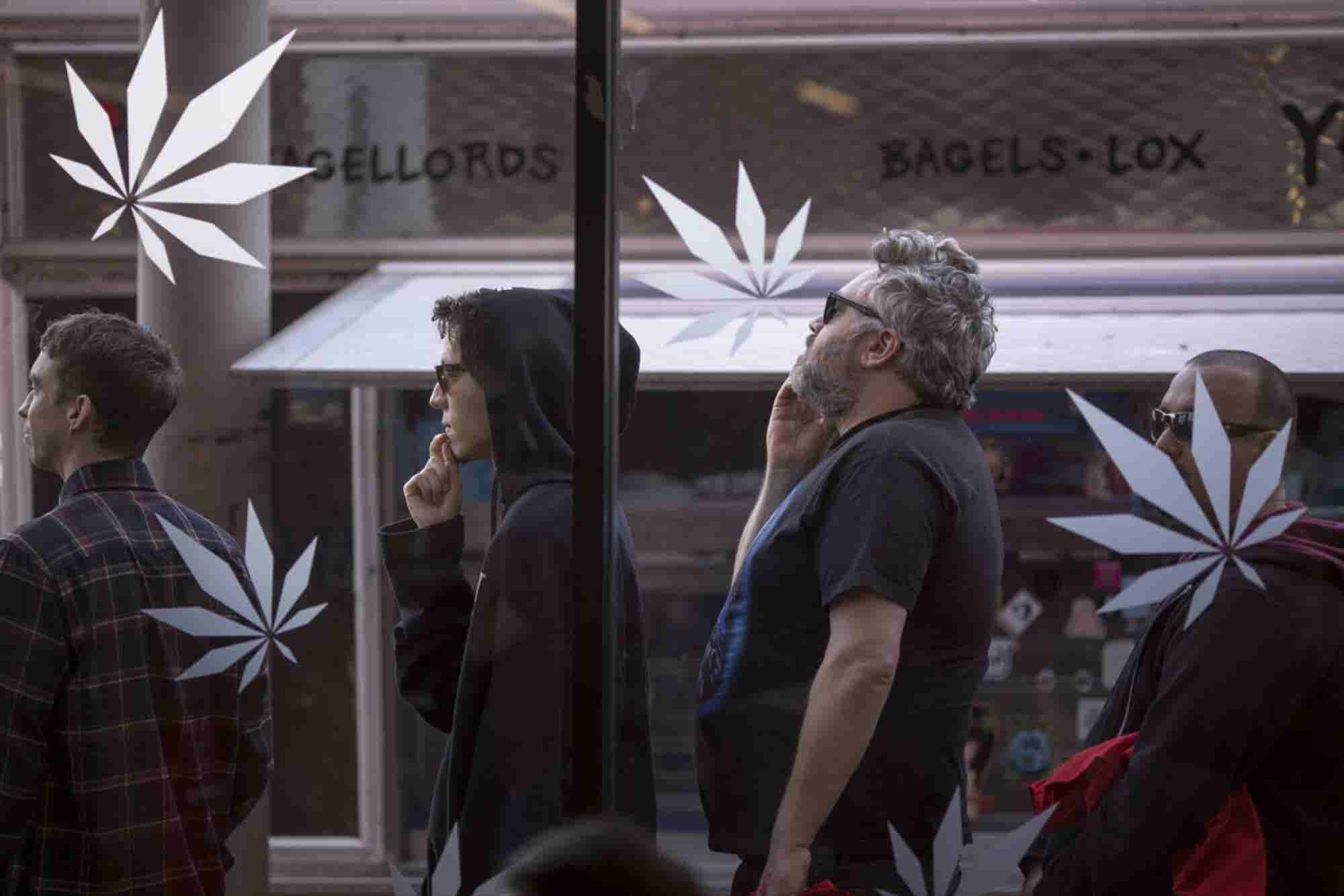 California Unleashes a Massive Market for Legal Cannabis