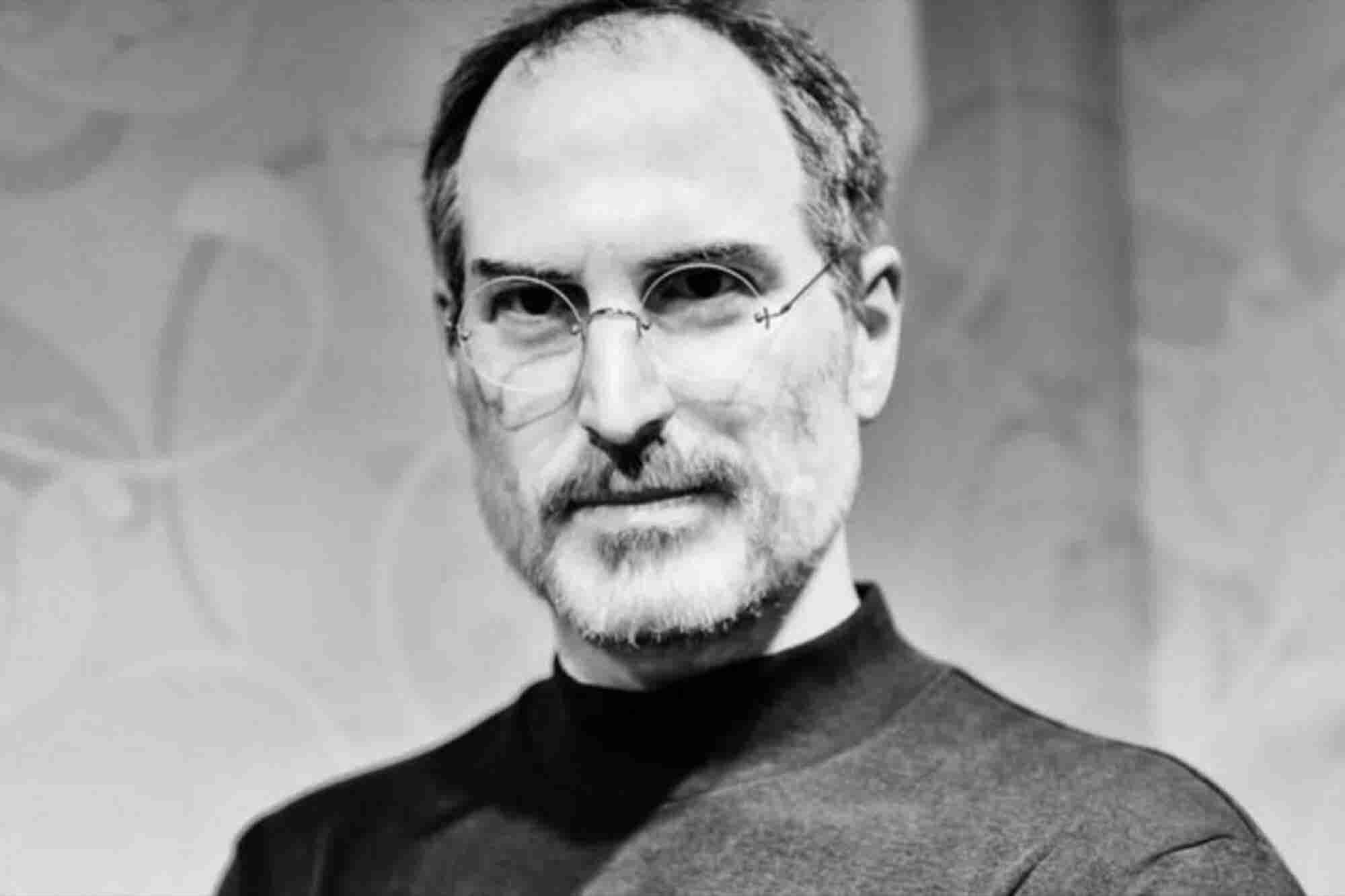 ¿Quieres triunfar en la vida? Aquí el consejo de Steve Jobs para logra...