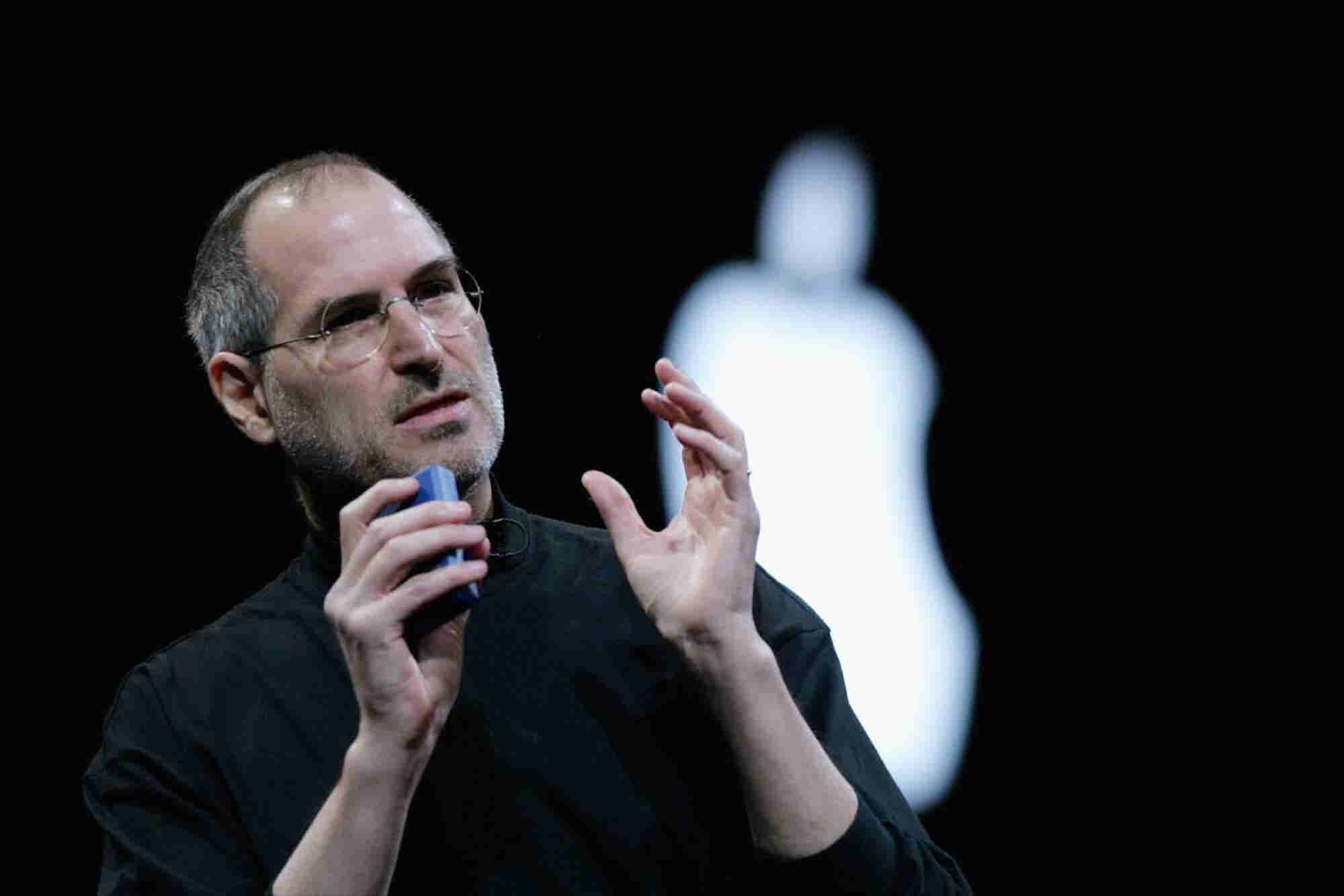 Steve Jobs Was an Arrogant You-Know-What. Jeff Bezos and Larry Ellison...