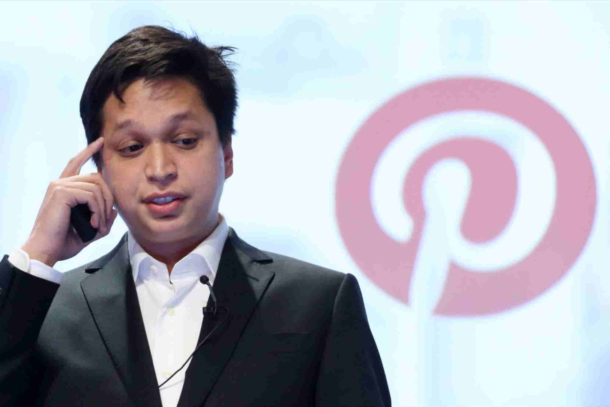 4 Success Lessons From the Entrepreneur Who Quietly Grew Pinterest Into a $12 Billion Company