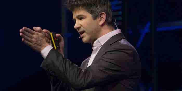 Travis Kalanick quiere vender la tercera parte de Uber