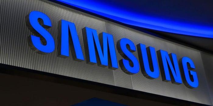 Samsung presenta una televisión que se arma como un Lego