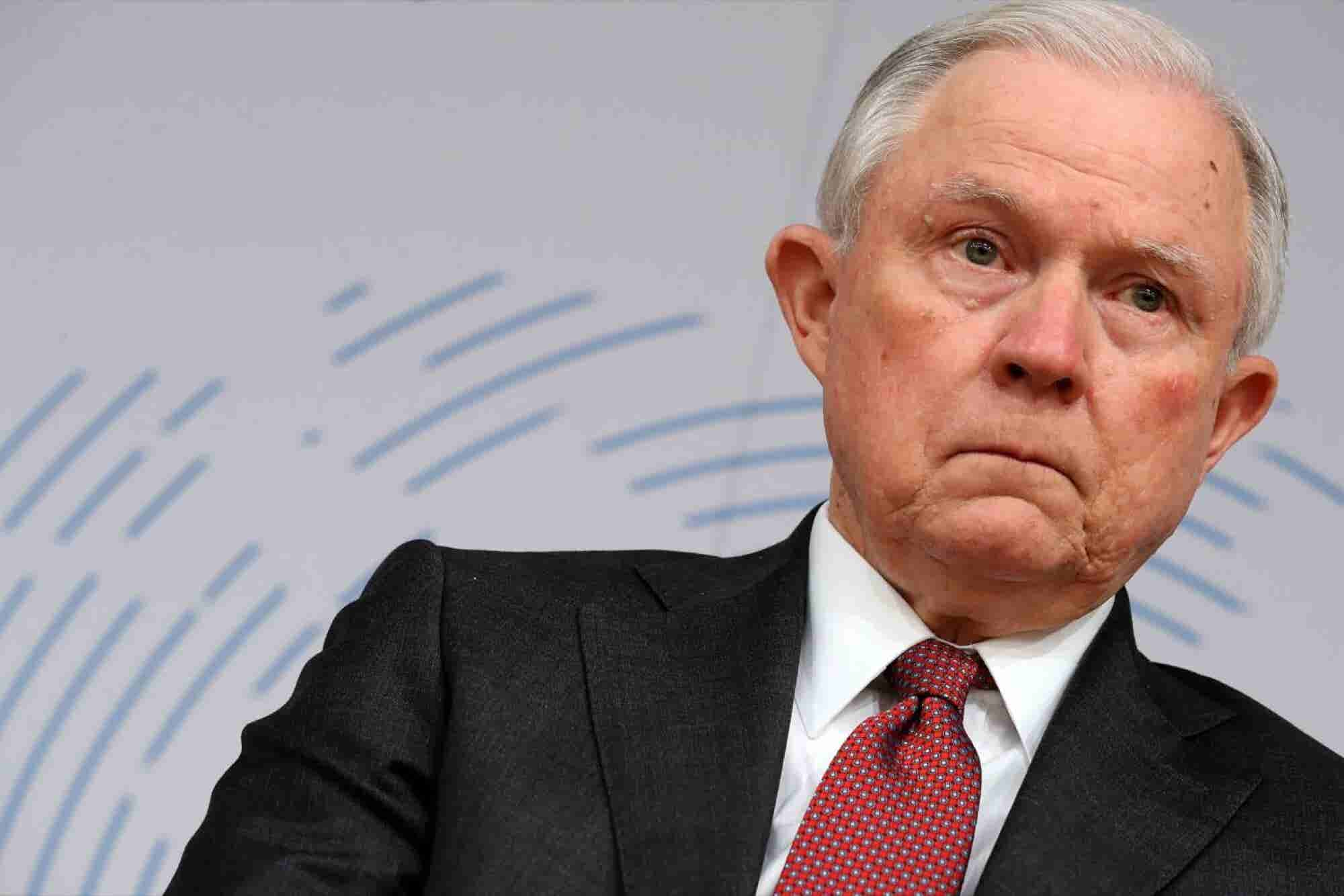 Why Jeff Sessions' New War on Marijuana Hasn't Frightened Investors or Cannabis Entrepreneurs