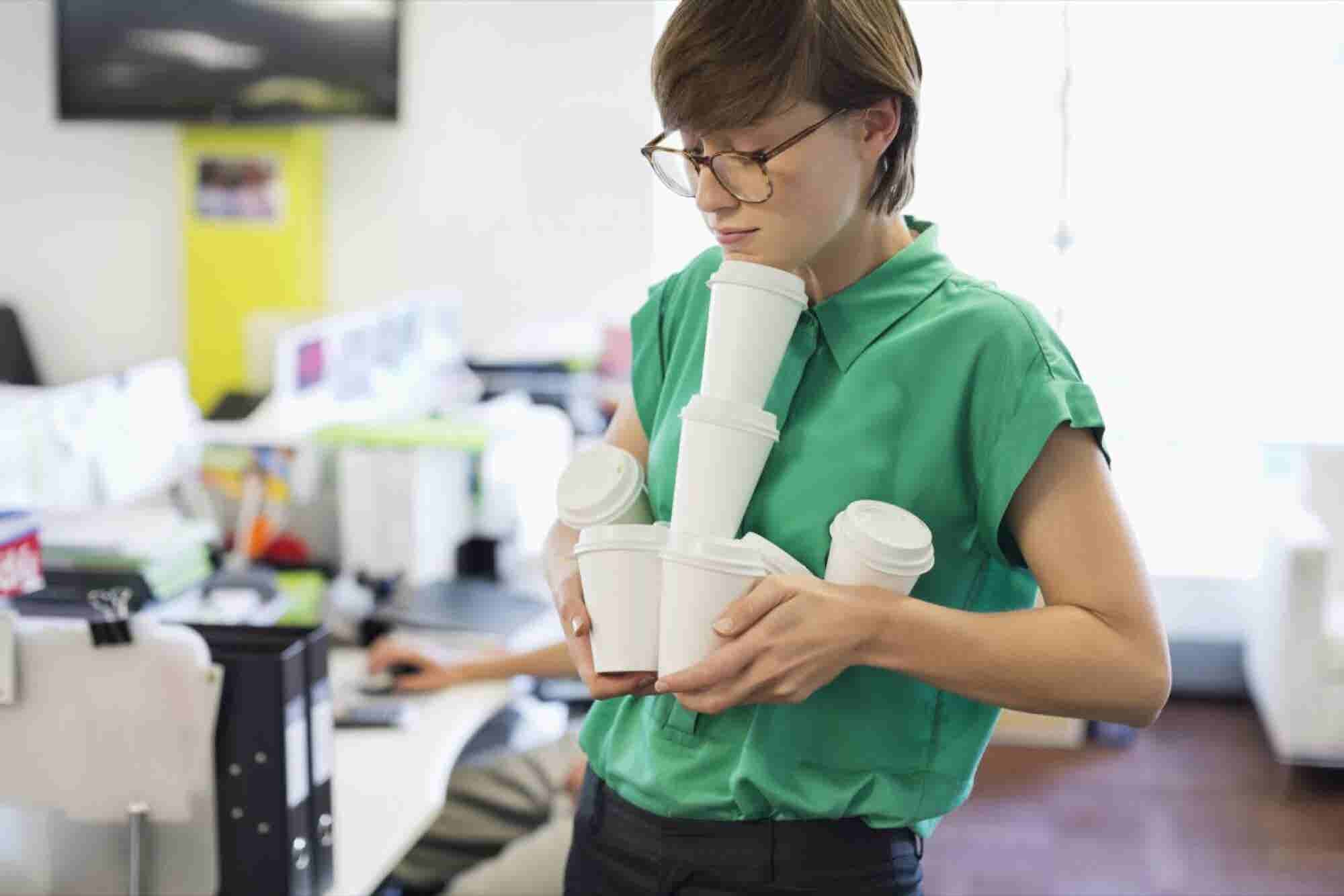 How to Go From Coffee Fetcher to Corner Office Exec