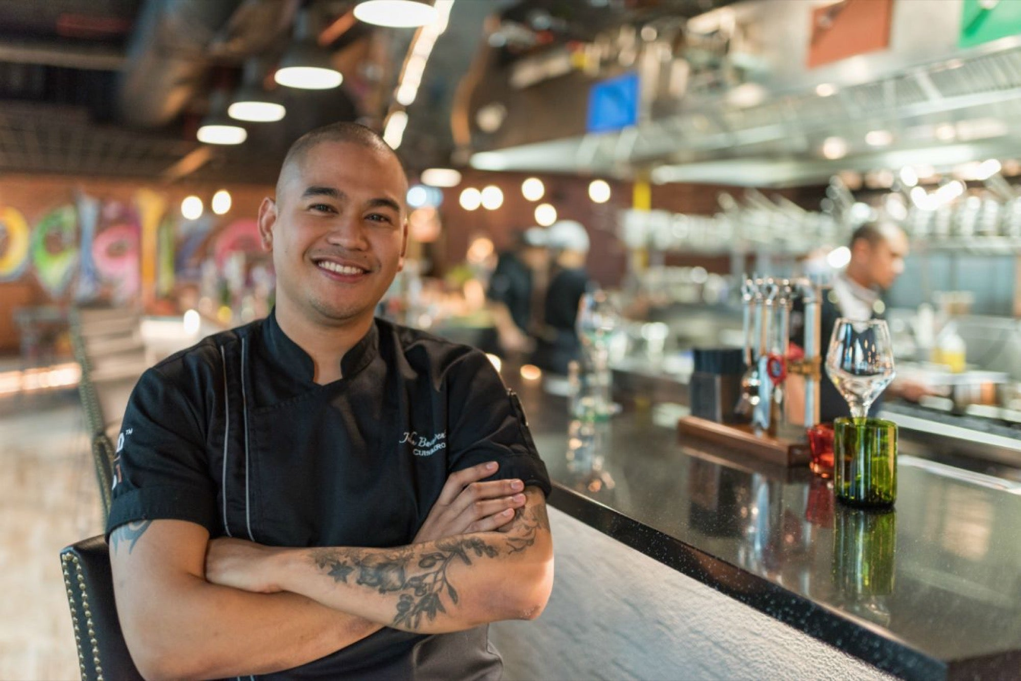 Chef John Buenaventura S Cuisinero Uno Is Making A Mark On Dubai S Culinary Scene