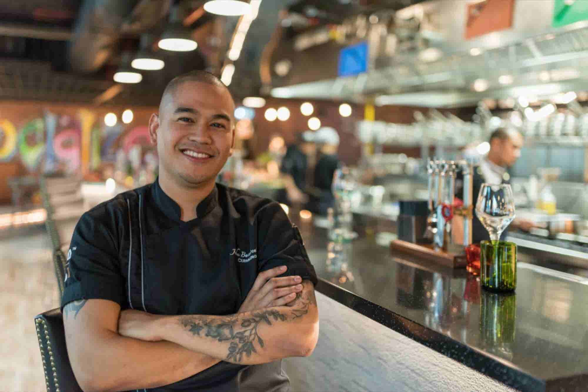 Chef John Buenaventura's Cuisinero Uno Is Making A Mark On Dubai's Culinary Scene