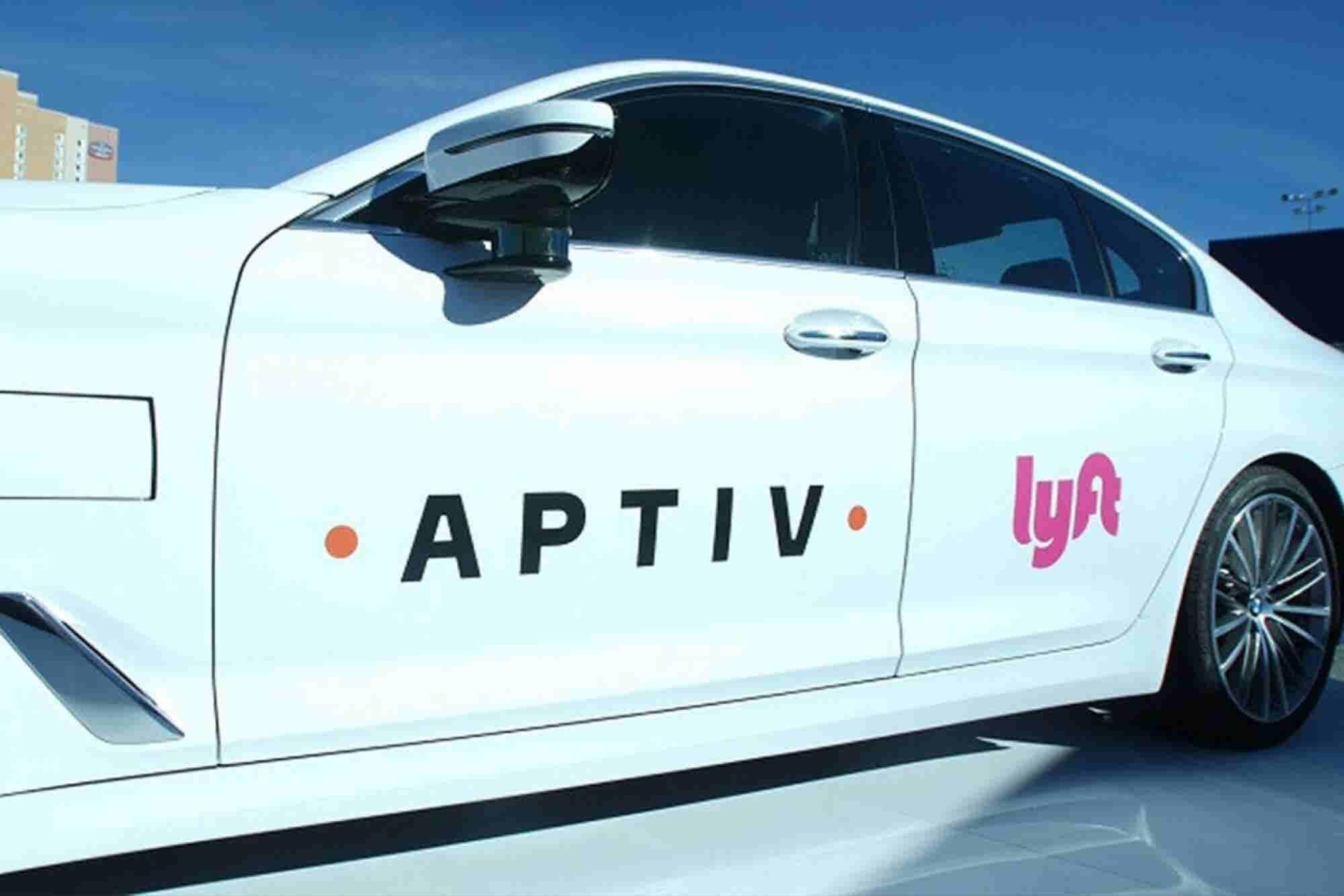 Hitting the Las Vegas Strip in Lyft's Self-Driving Car