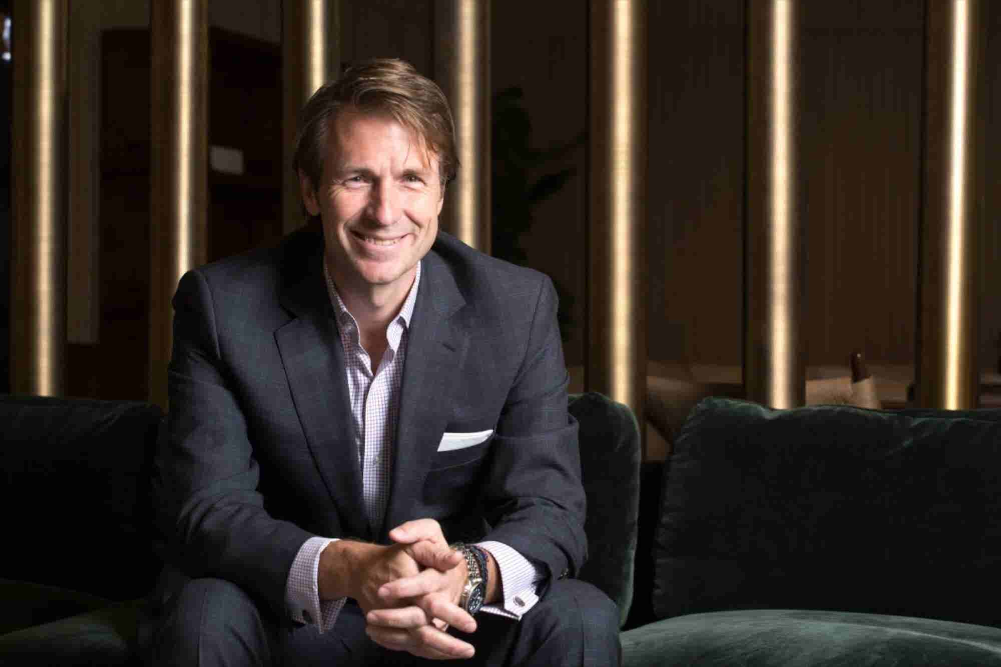 Building Brand Relevance: Baker Interiors Group President and CEO Russell Towner