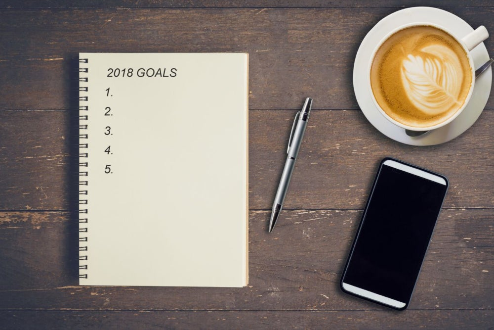 10 Ways to Stay Committed to Your 2018 Career Goals