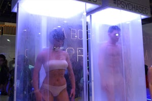 At CES, Netflix Shows Off ... Lab-Grown Bodies?
