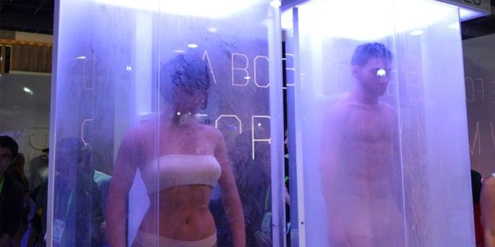 At CES, Netflix Shows Off ... Lab-Grown Bodies?