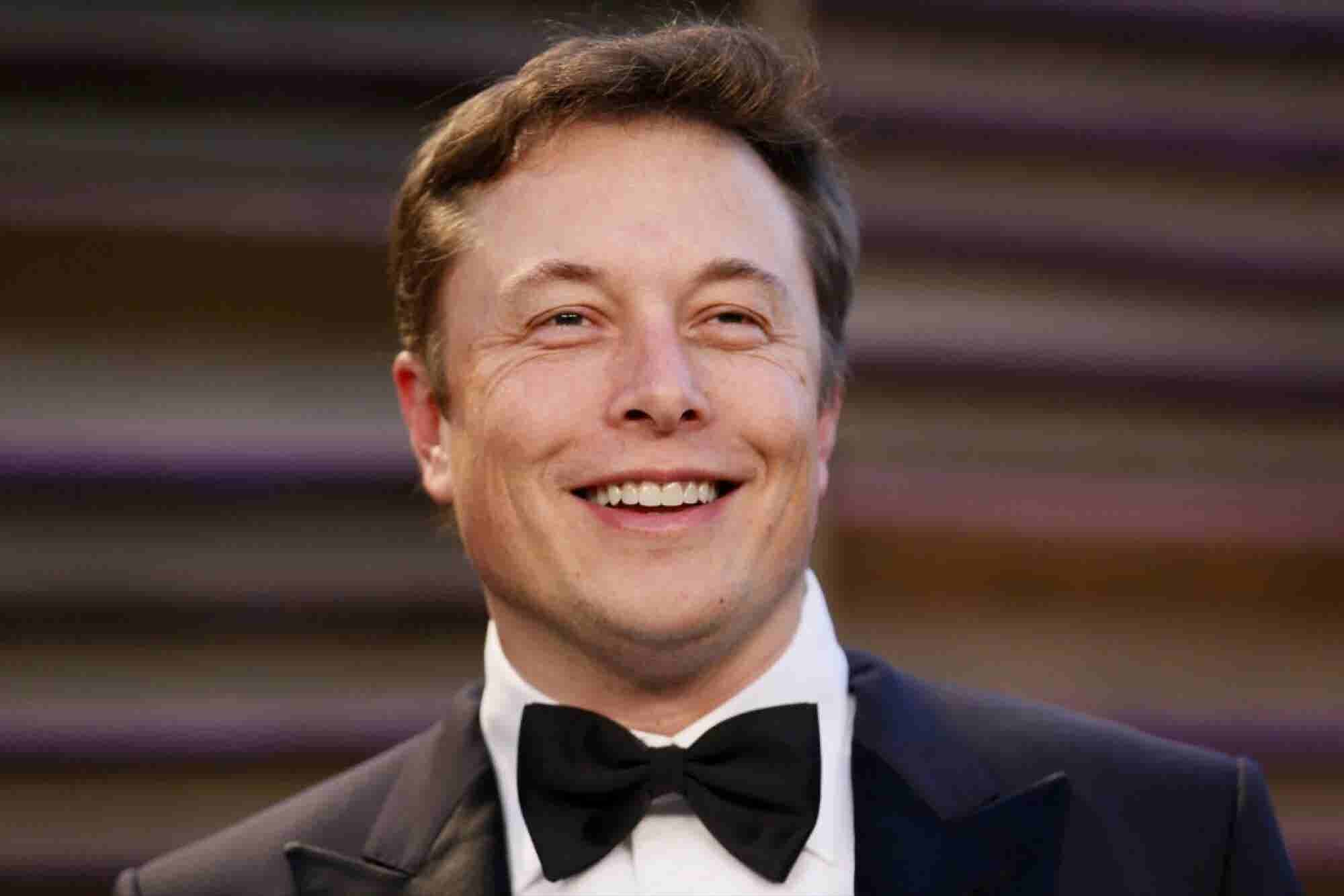 Elon Musk Confirms He Was at an Alleged Silicon Valley 'Sex Party' Until 1 a.m. -- But He Says He Thought it Was a Costume Party and Left Early
