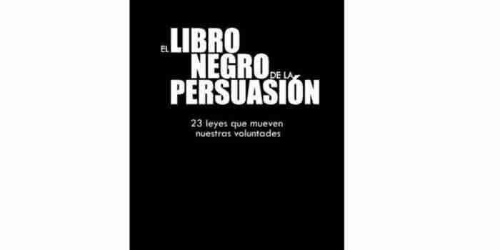 Un libro negro para entender lo que mueve nuestras voluntades