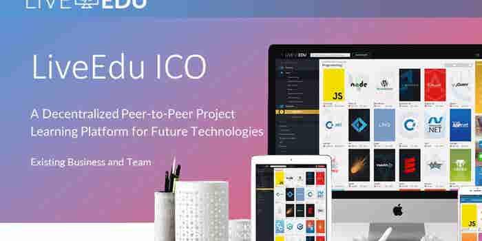 LiveEdu Public Sale Starts Monday, Jan 15th - 5pm UTC