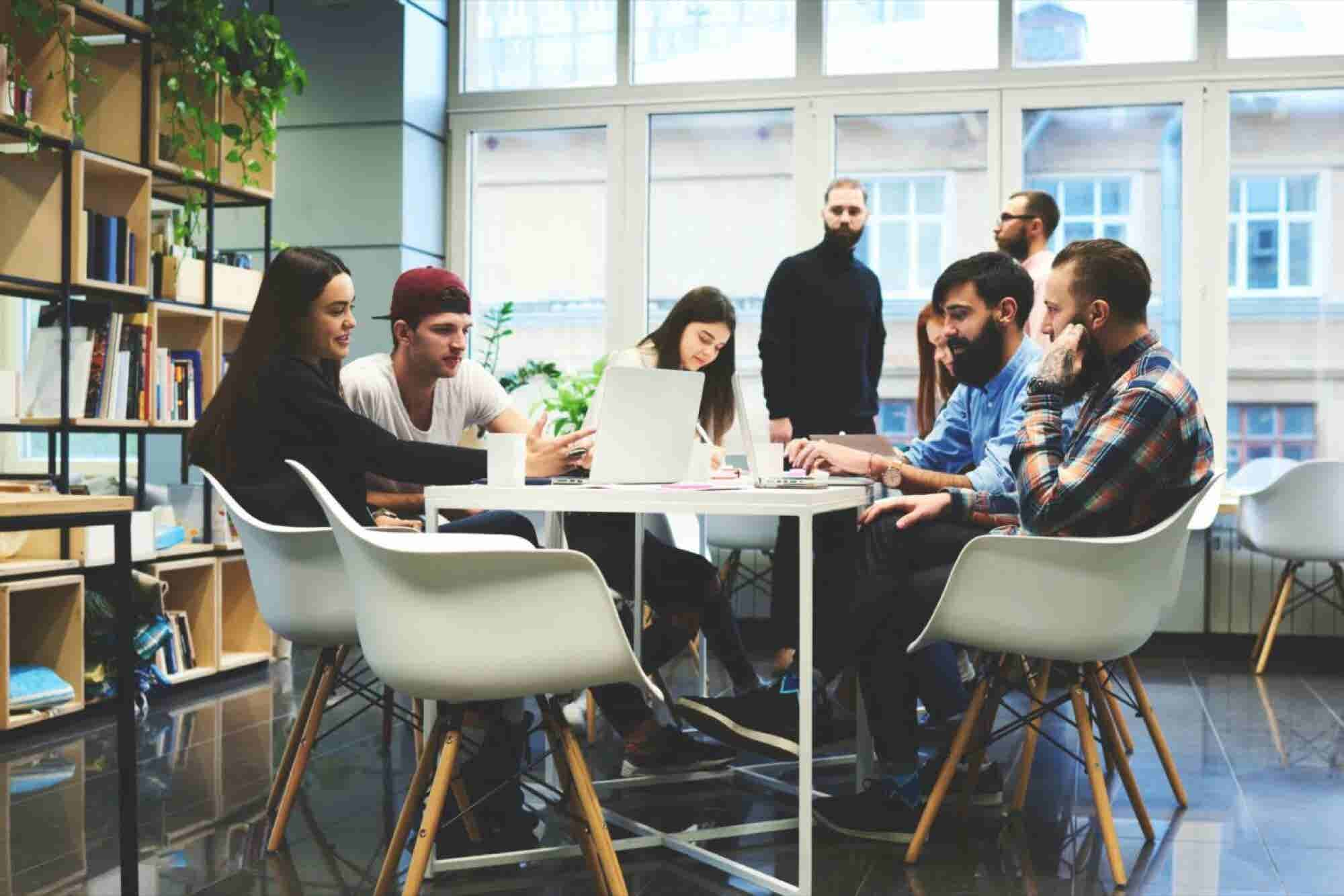 Why Thinking Like A Startup Can Help You Win In Today's Competitive Business Environment