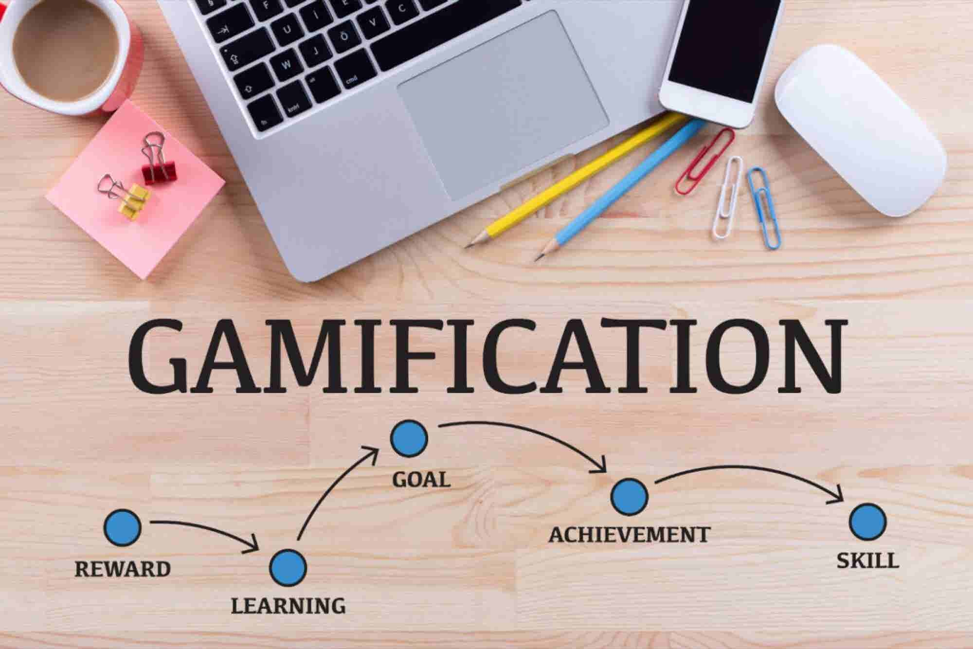 Gamificación, una forma de hacer divertido el trabajo