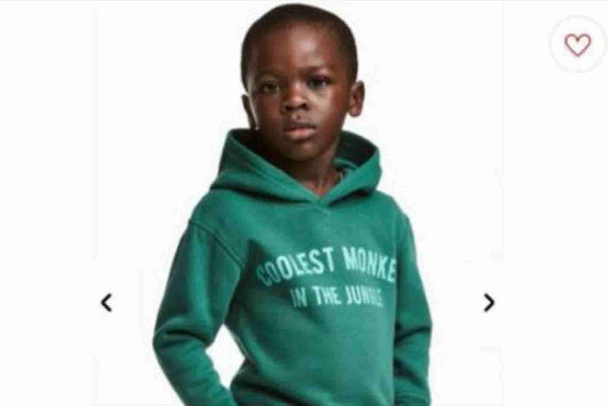 H&M cierra sus tiendas en Sudáfrica tras exponer publicidad racista