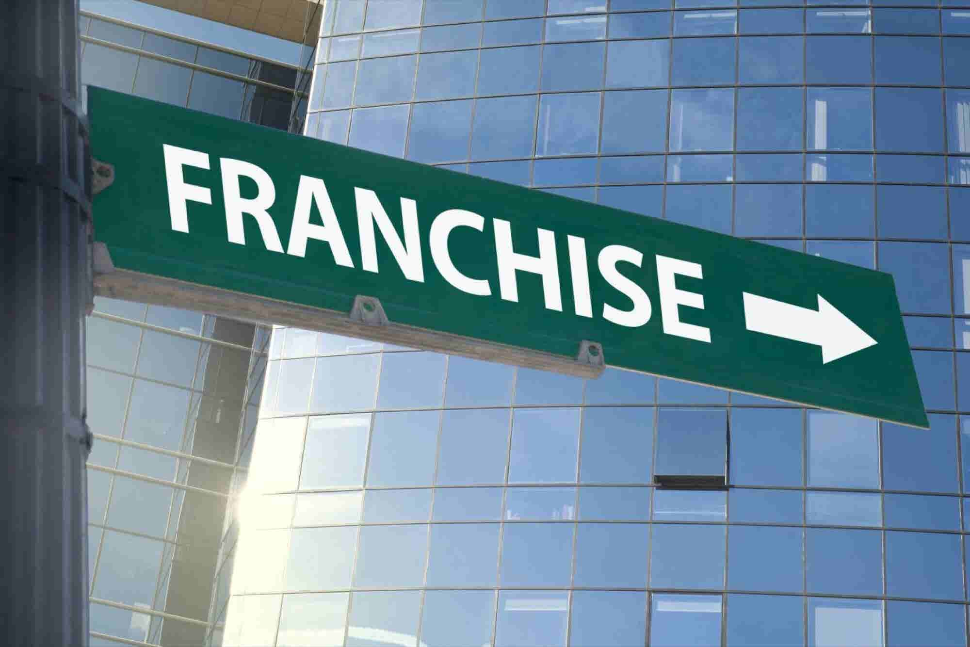 The 10 Best Franchises to Open in 2018