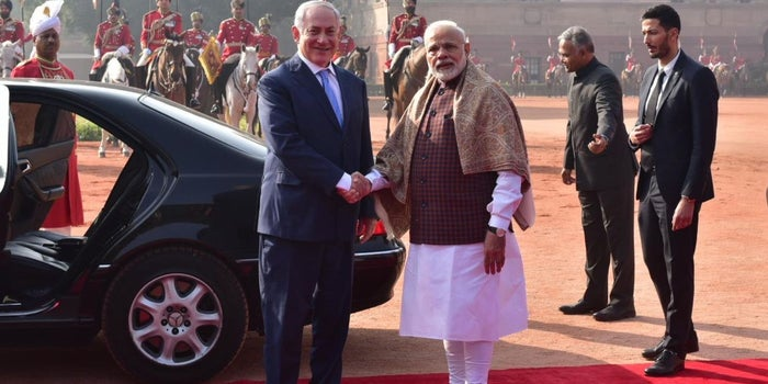 Indian-Israeli Start-ups as Partners is a Match Made in Heaven